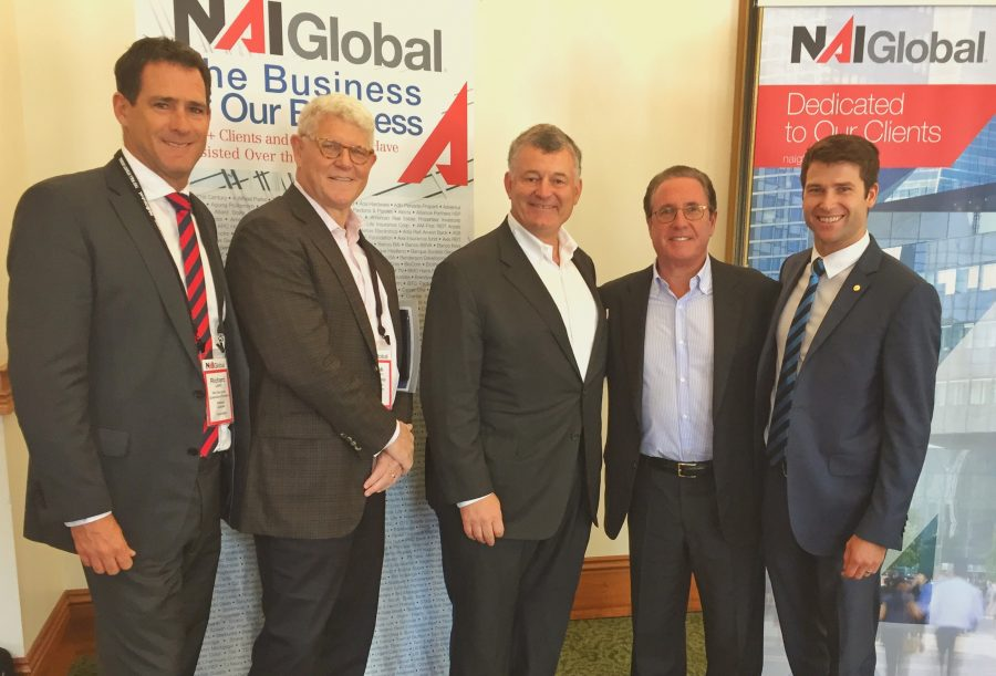 Let NAI Global's international network take your business higher