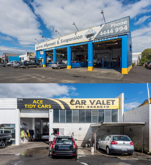125-127 Wairau Road: A case study