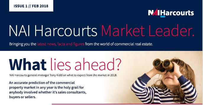 NAI Harcourts Market Leader, February 2018