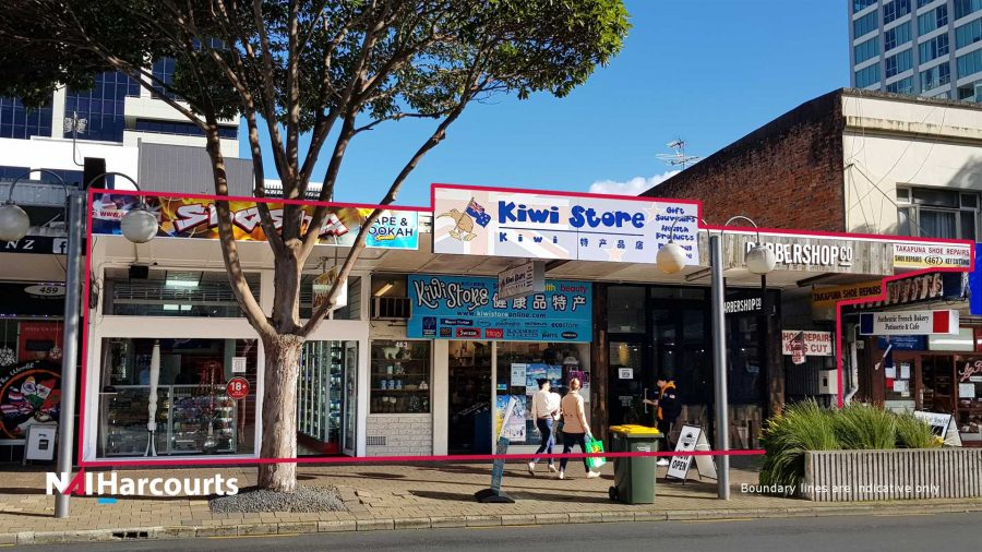 Takapuna – Retail Income With Upside