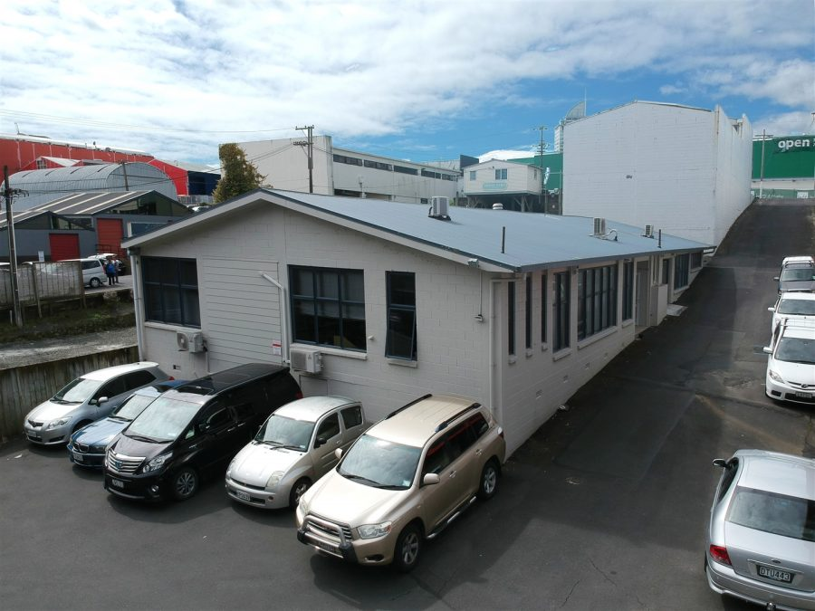 Stylish Takapuna Office – 124.6m²