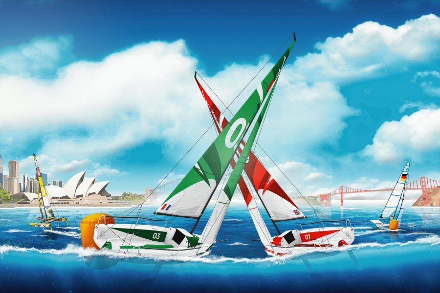 Yachting NZ looking to build on eSailing challenge