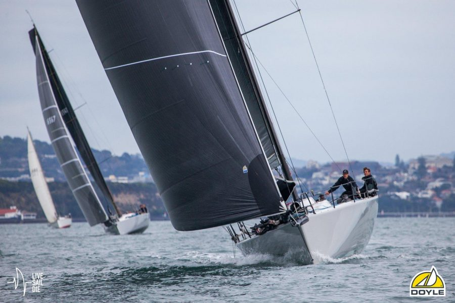 Close finishes a feature of Lewmar Triple Series